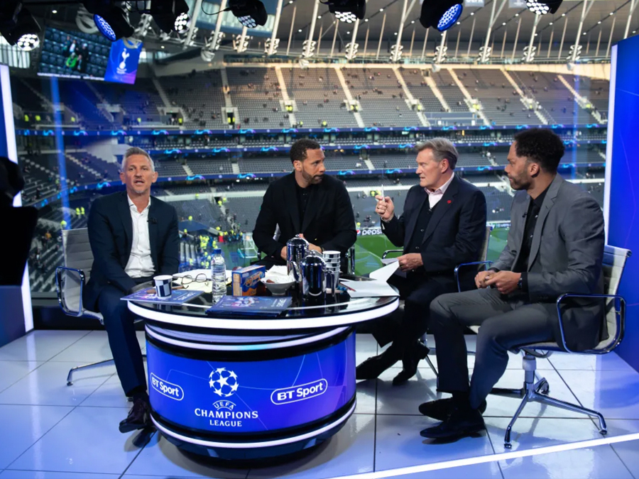 BT to show Champions League final in HDR